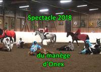Spectacle de Noël 2018
