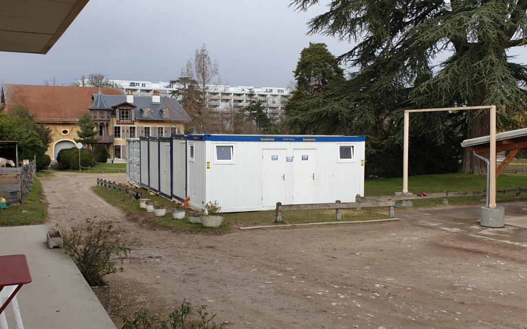 L'ère des containers